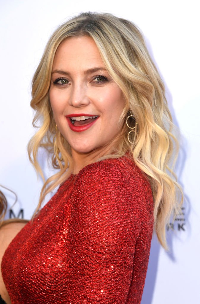 Kate Hudson attends The Daily Front Row's 5th Annual Fashion Los Angeles Awards at Beverly Hills Hotel on March 17, 2019 in Beverly Hills, California | Photo: Getty Images