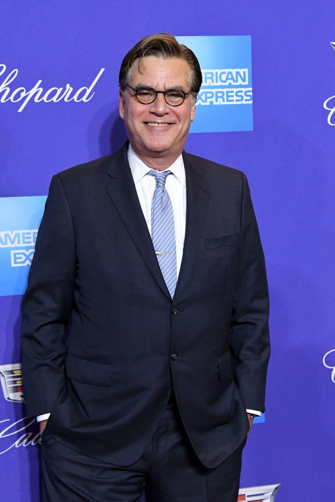 Aaron Sorkin at Palm Springs Convention Center on January 2, 2018 | Photo: Getty Images