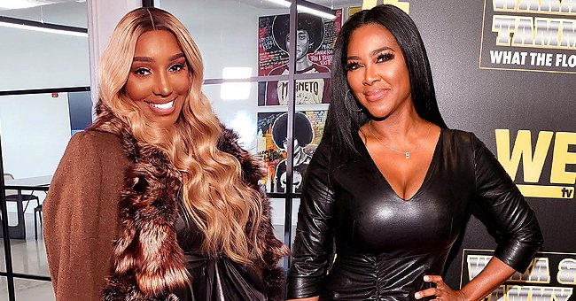 TMZ: Kenya Moore from RHOA Doesn't Think She'll Ever Be Friends Again with Costar NeNe Leakes
