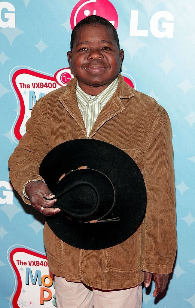 Gary Coleman at Paramount Studios on June 19, 2007 | Source: Getty Images/Global Images Ukraine