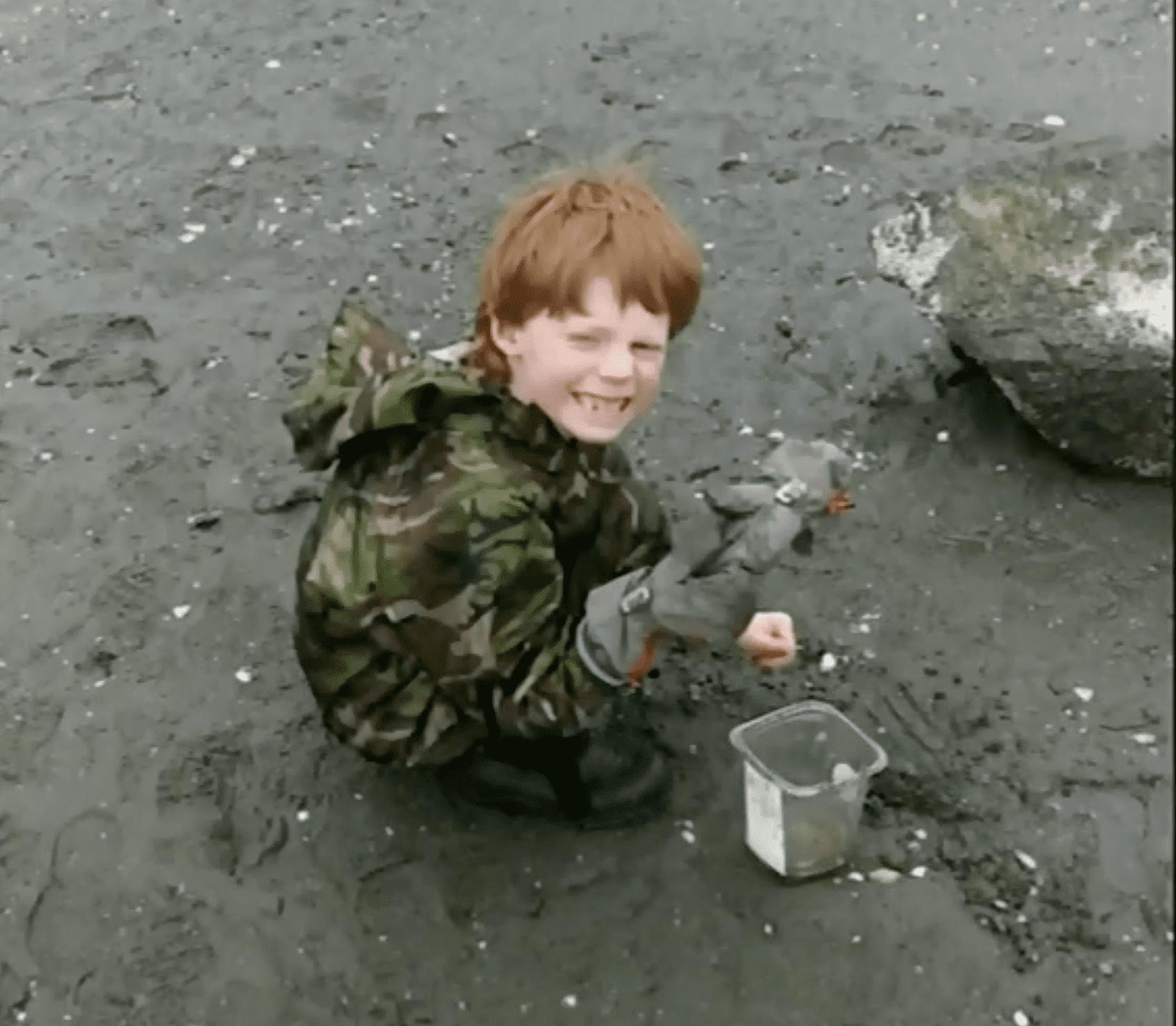 Le jeune garçon qui a été attaqué par un couguar. | Le CTVNEWS
