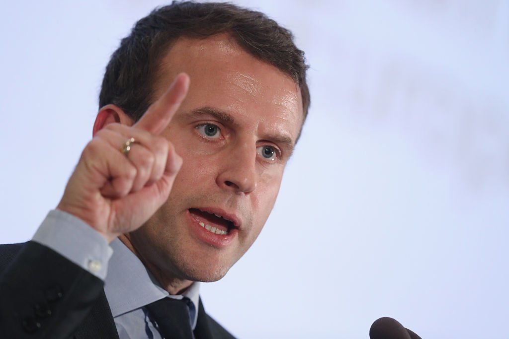 Emmanuel Macron. | Photo : Getty Images