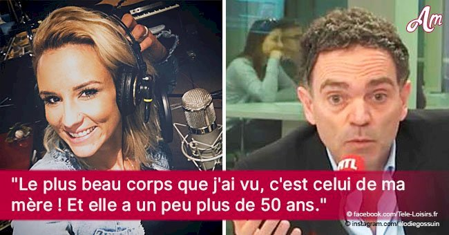 """Elodie Gossuin a donné une réponse poignante à Yann Moix qui """"ne peut aimer une femme de 50 ans"""""""