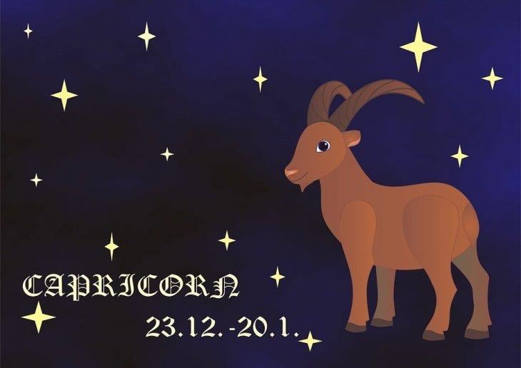 Signo de Capricornio. | Imagen: Pixabay