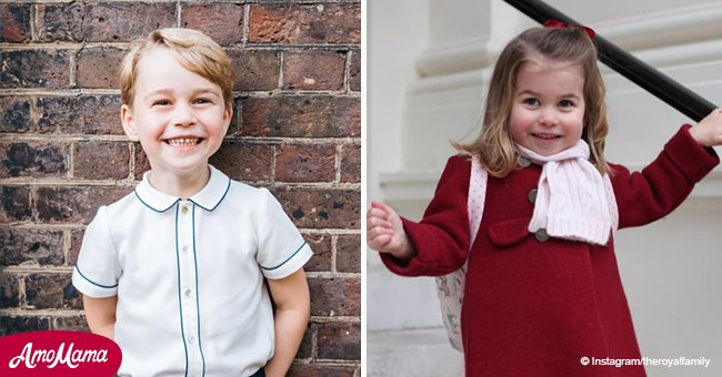 Here's the one toy that Prince George and Princess Charlotte are forbidden to play with