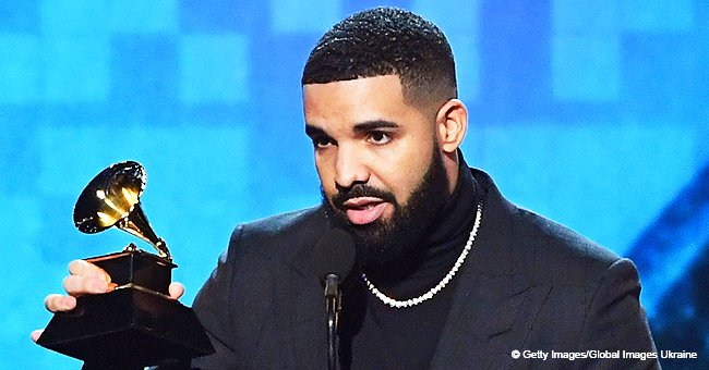 Drake's speech at the Grammys got cut off and producers explain what happened