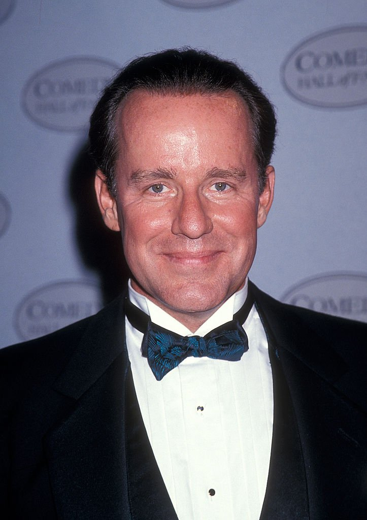 Phil Hartman at the Second Annual Comedy Hall of Fame Induction Ceremony on August 28, 1994 | Photo: Getty Images