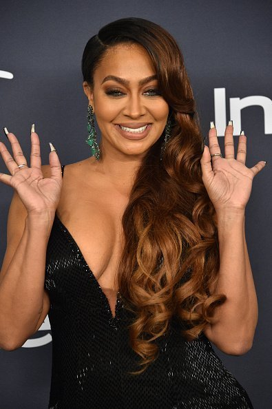 La La Anthony at the 21st Annual Warner Bros. And InStyle Golden Globe After Party at The Beverly Hilton Hotel on January 05, 2020 in Beverly Hills, California.| Photo:Getty Images