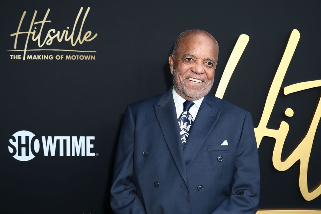 """Barry Gordy during the premiere of Showtime's """"Hitsville: The Making Of Motown"""" at Harmony Gold on August 08, 2019 in Los Angeles, California. 