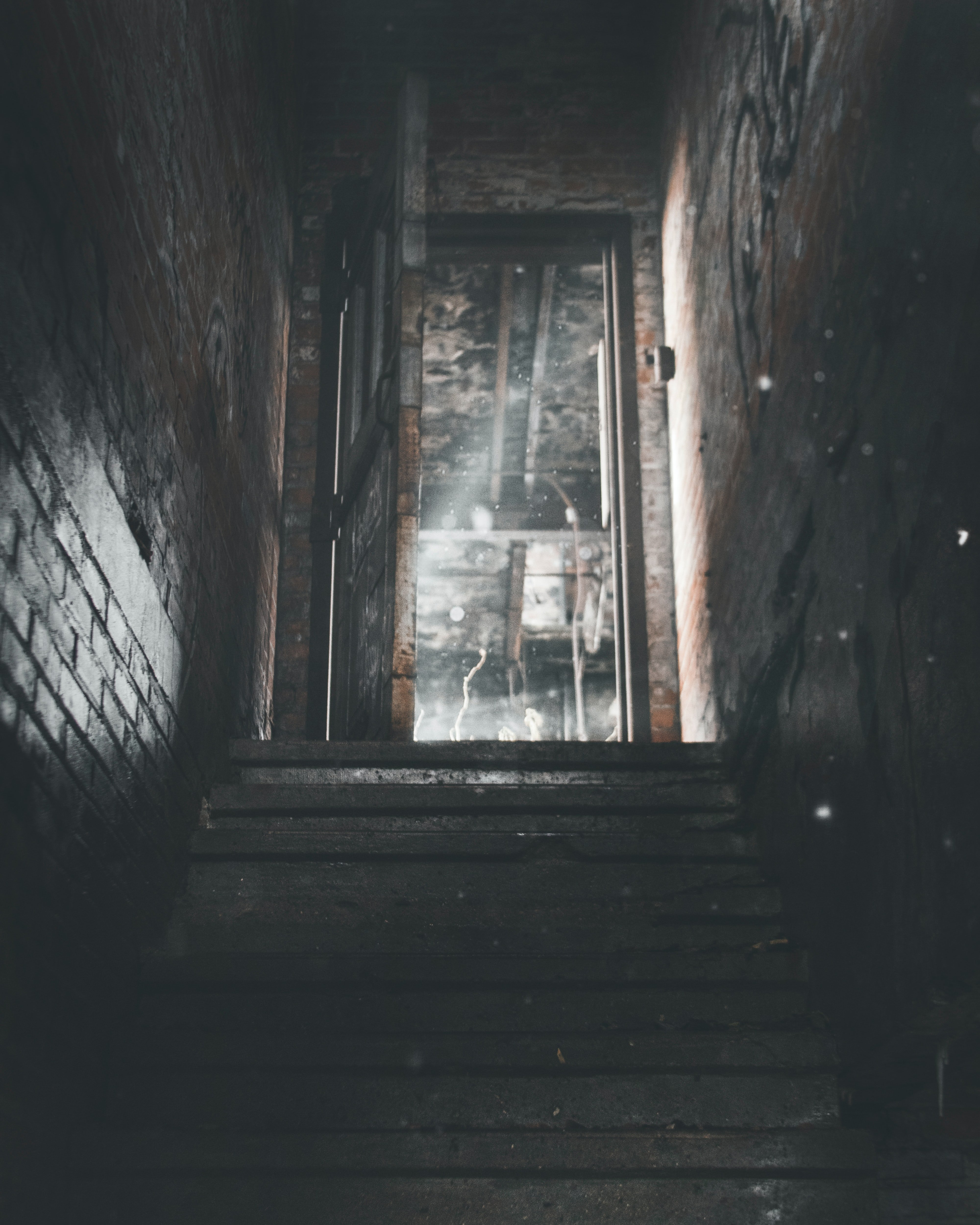 Chuck found a hidden room in the house.   Source: Unsplash
