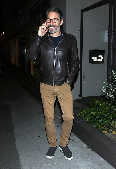 Eric McCormack is seen on February 14, 2020 in Los Angeles, California. | Photo: Getty Images