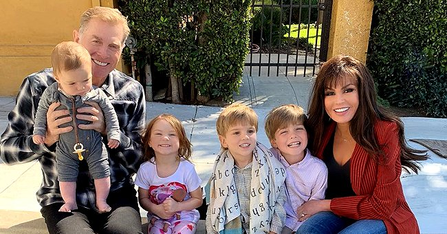Marie Osmond Is a Proud Grandma of 7 — See the Cutest Photos of Her Grandkids