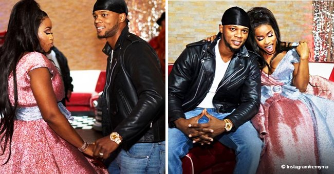 Remy Ma & Papoose share pictures from their star-studded, 'Grease'-themed baby shower