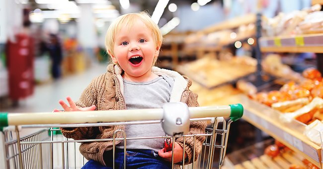 Daily Joke: Two Little Boys Go to the Grocery Store
