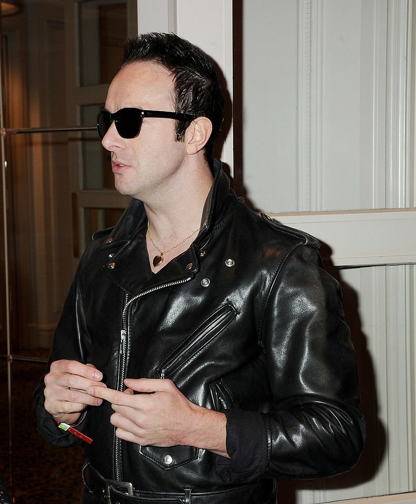 James Allan of Glasvegas arrives at The Q Awards 2011 | Getty Images