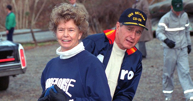 Former US President George H W Bush's Sister Nancy Bush Ellis Dies from COVID-19 at 94