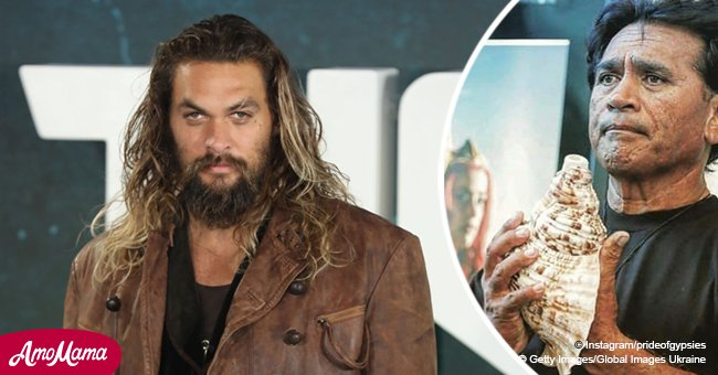 Jason Momoa proudly shares photos of his look-alike father candidly signed 'My pops'
