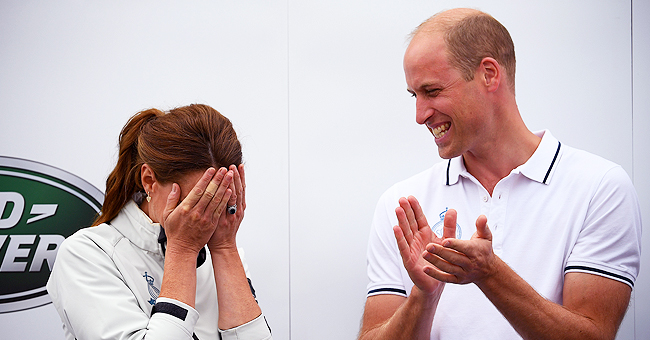Kate Middleton et le prince William s'affrontent lors de la régate caritative à la King's Cup