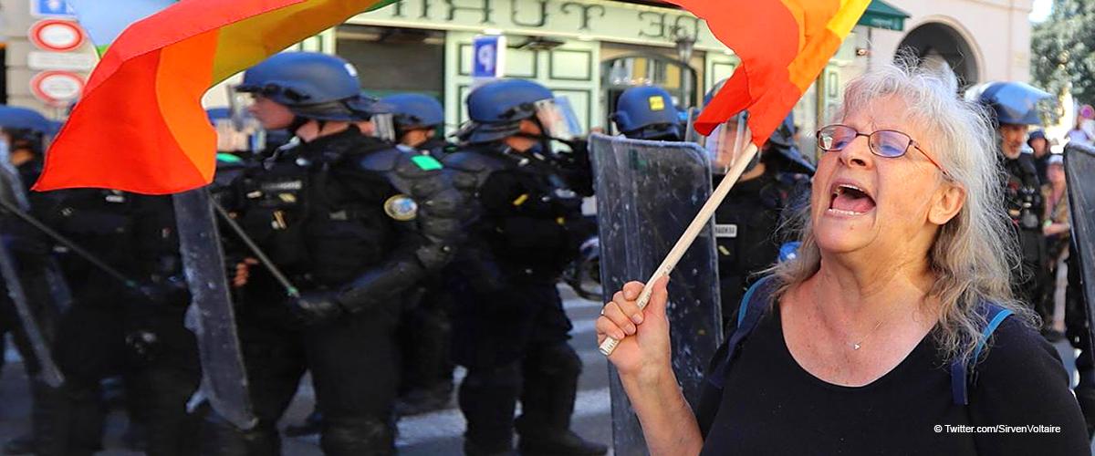 Gilets Jaunes : une manifestante de 73 ans, grièvement blessée à Nice, est dans le coma