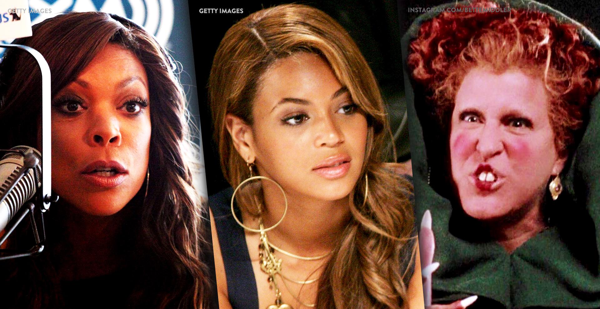 Celebs Who Don't Like Beyonce
