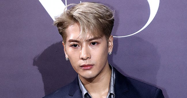 Jackson Wang at the 2021 Harper's Bazaar Icons Party on March 31, 2021 in Shanghai, China | Photo: Getty Images