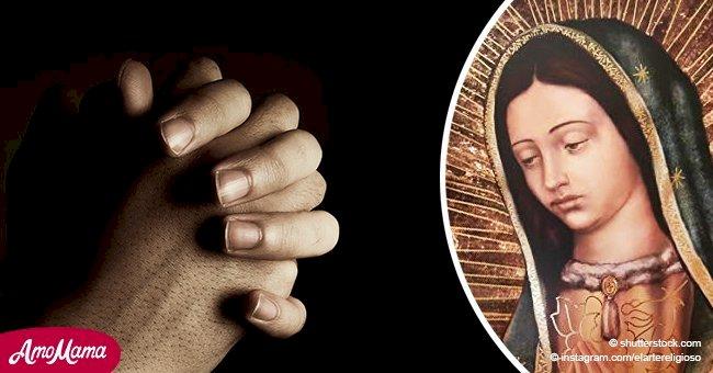 Poderosa oración a la Virgen de Guadalupe para pedir un milagro económico y laboral