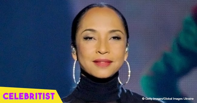 Sade's son shows off bare chest to celebrate 20 months since he transitioned to be a man