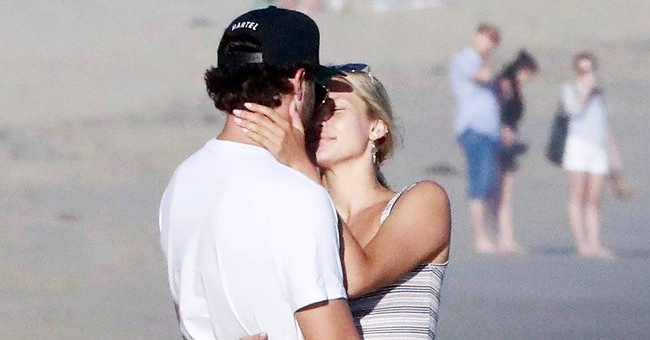 Brody Jenner Spotted Sharing PDA with Josie Canseco after Split from Wife Kaitlyn