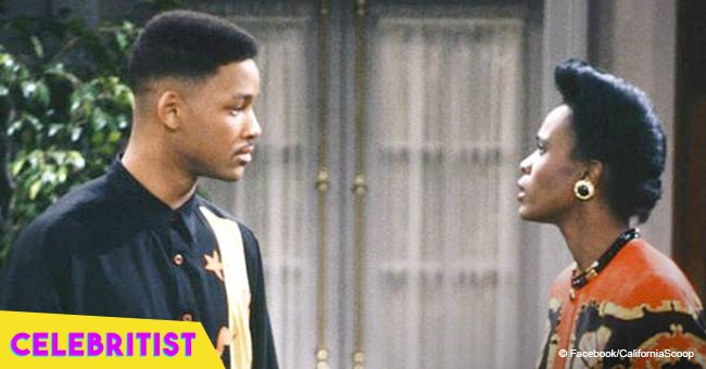 'Fresh Prince Of Bel-Air' actress publicly blames Will Smith for her son's suicide attempt