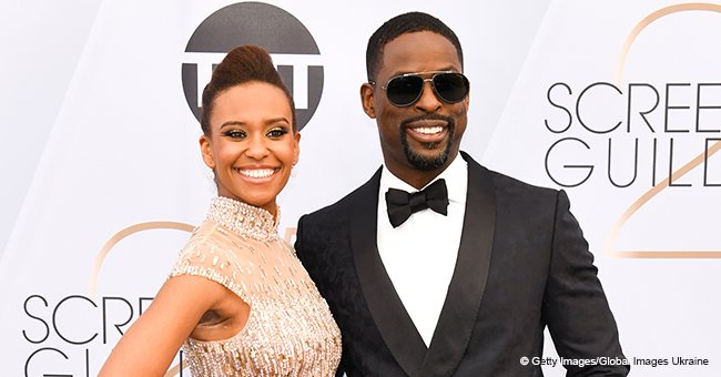 Sterling K. Brown & wife Ryan Michelle Bathe reveal how they've stayed happily married for 11 years