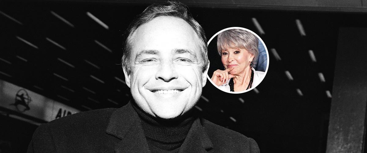 La relation entre Rita Moreno et Marlon Brando