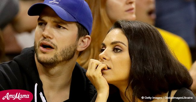 Mila Kunis breaks her silence regarding pregnancy and divorce rumors