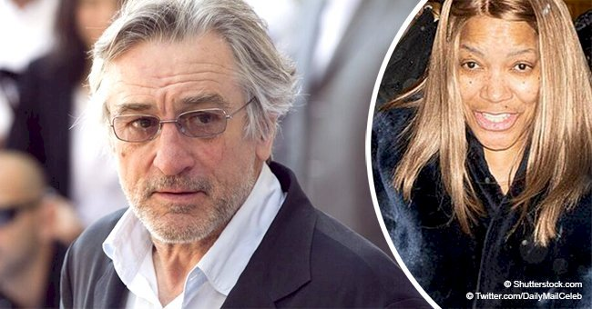 Robert De Niro's estranged wife flaunts ruffled gown at Samuel L. Jackson's 70th birthday party