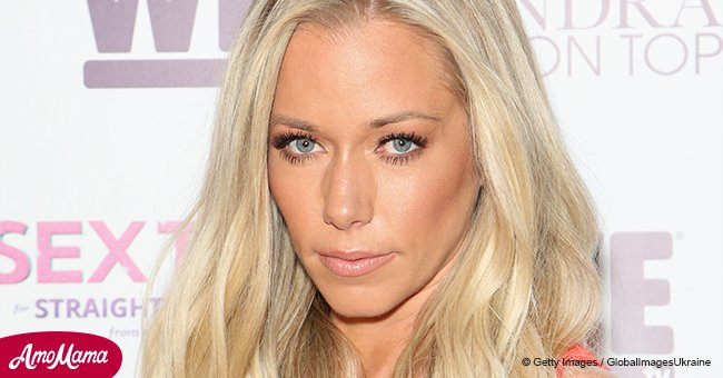 Kendra Wilkinson is 'hurt' as she packs her belongings amid divorce