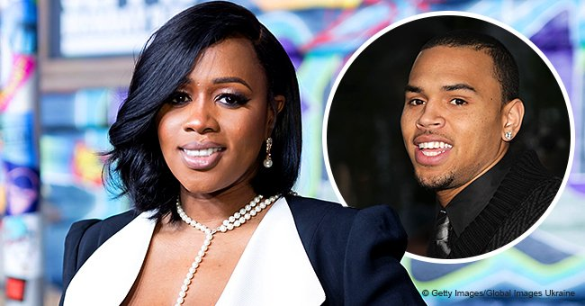 Remy Ma praises Chris Brown after he released controversial t-shirt calling rape accuser a liar