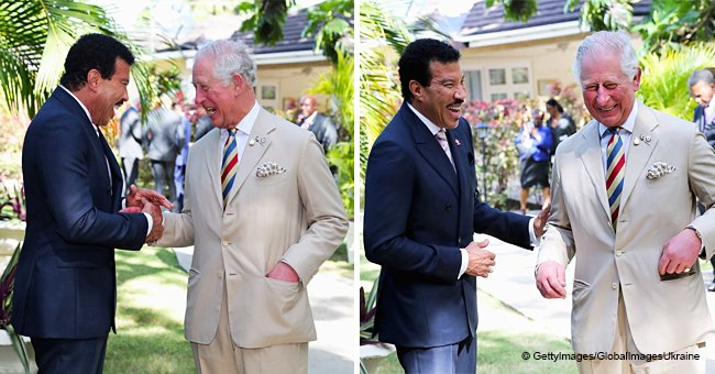 Prince Charles Appoints Lionel Richie as a First Ambassador of the Prince's Trust