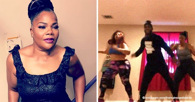 Mo'nique drops epic dance video on her 51st birthday after massive weight loss