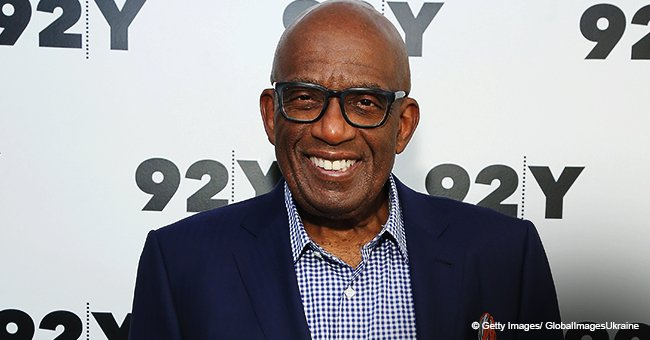 Al Roker's first wife was a beautiful woman. Their daughter is all grown up and beautiful