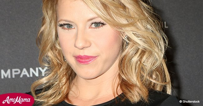 Jodie Sweetin shares a photo of her 9-year-old daughter while enjoying a dinner date together