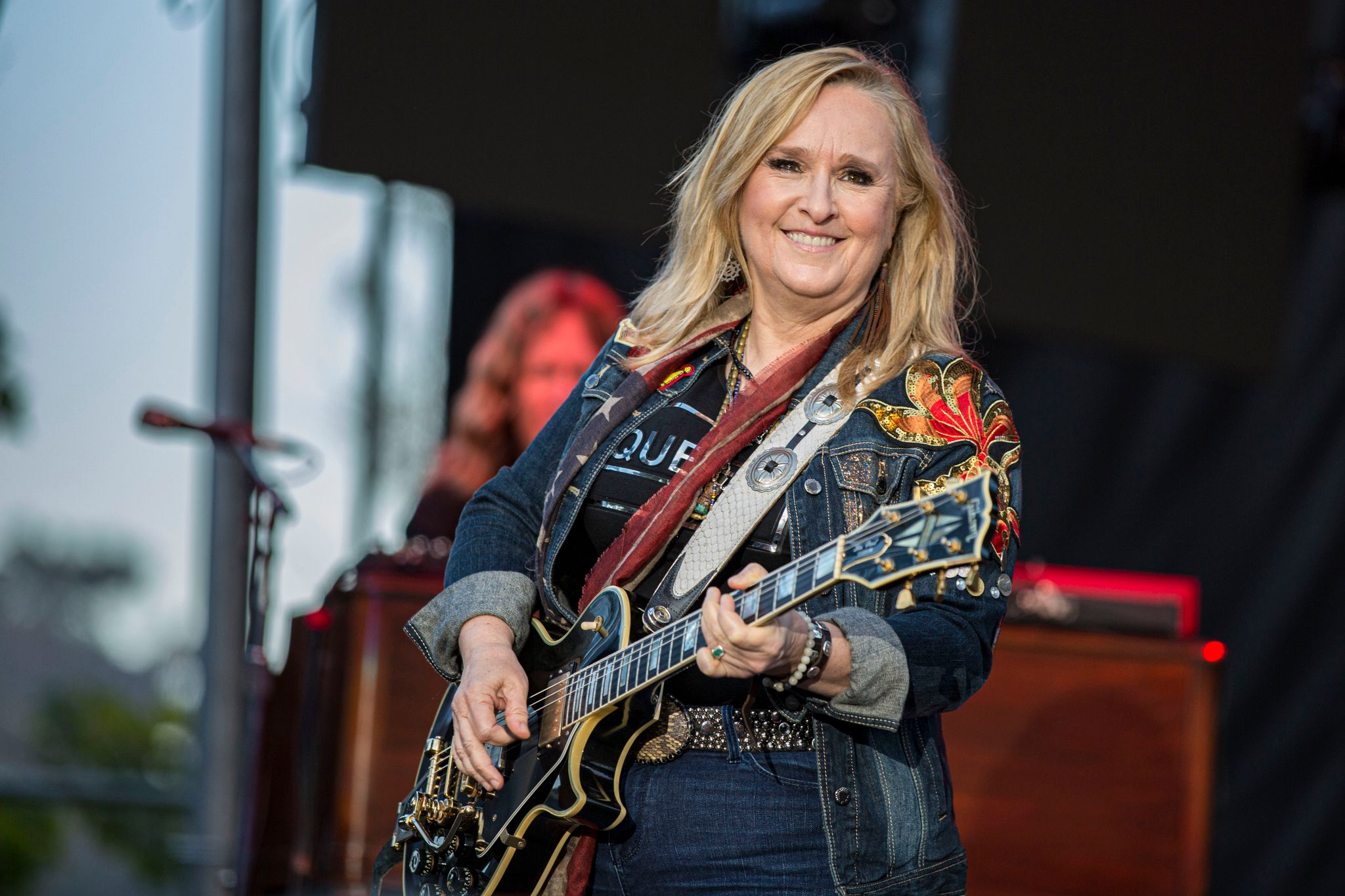 Musician Melissa Etheridge performs on stage at San Diego Pride Festival 2019| Photo: Getty Images