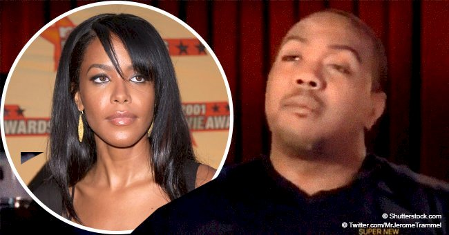 Unnerving clip of Timbaland professing love for underaged Aaliyah resurfaces amid R. Kelly scandal