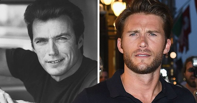 Check Out Clint Eastwood's Look-Alike Son Scott's Modelling Skills in This Casual Photoshoot