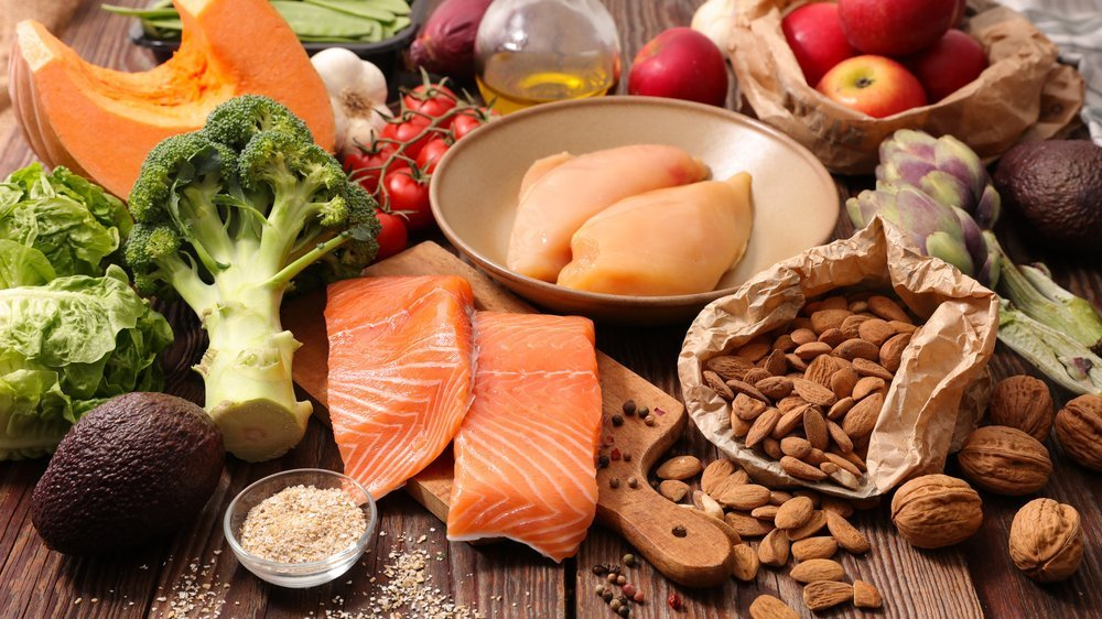 Natural Foods and Vegetables   Photo: Shutterstock