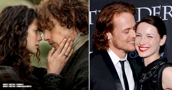 'Outlander': The Real Life Partners Revealed