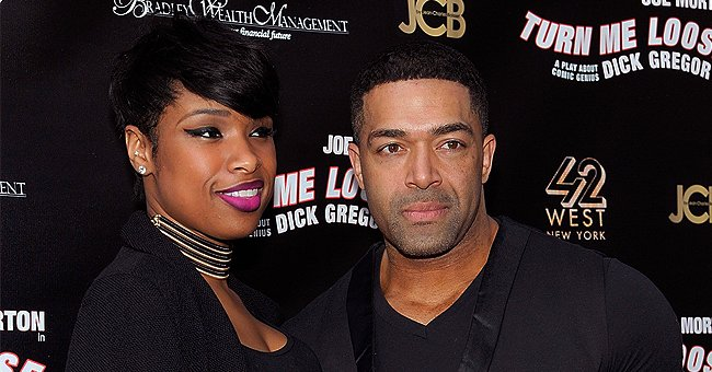 Jennifer Hudson's Ex David Otunga Styles Son David Jr and Great Nephew Rahj David's Hair