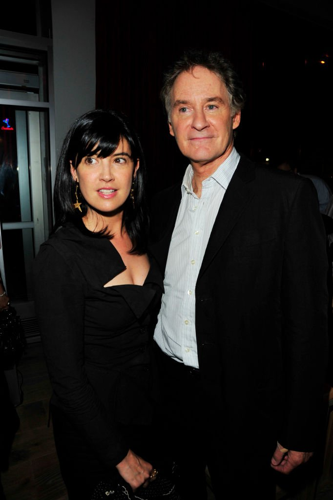 """Phoebe Cates and Kevin Kline at the New York Premiere of """"THE EXTRA MAN"""" on July 19, 2010 