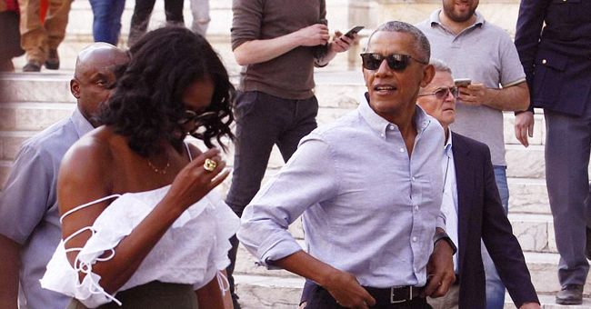 The Obamas Ended France Stay by Dining with Monaco Royalty on European Vacation