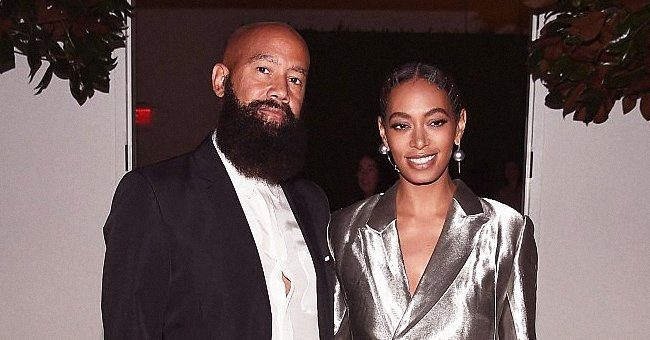 Check Out Solange's Ex-husband Daniel Smith's Eldest and Youngest Kids Julez and Five (Photo)