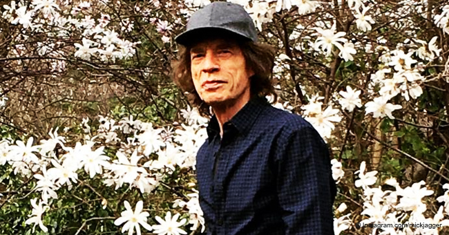 'A Walk in the Park': Mick Jagger Poses in His First Photo after Undergoing Heart Surgery