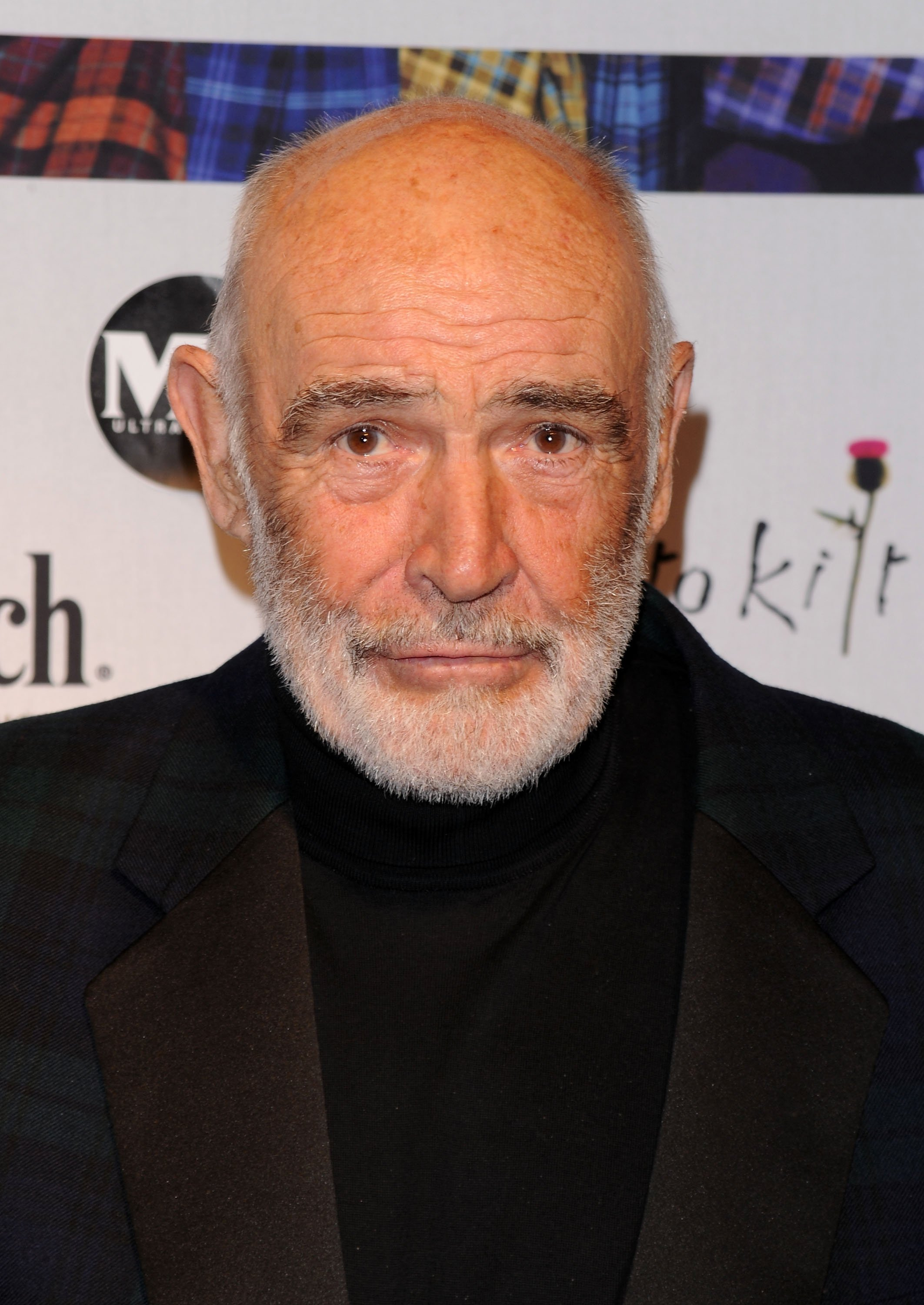 """Sir Sean Connery attends the 8th annual """"Dressed To Kilt"""" Charity Fashion Show on April 5, 2010 in New York City. 